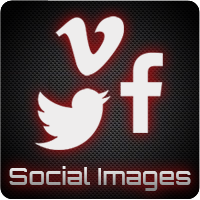 Social Images Icon